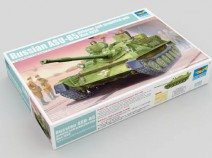 Trumpeter 01588 Russian ASU-85 airborne self-propelled gun Mod.1956, 1/35