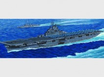 Trumpeter 05602 U.S. Aircraft Carrier CV-9 Essex 1943, 1/350