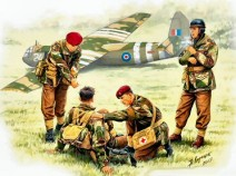 MasterBox MB3534 British Paratroopers WWII Kit2, 1/35