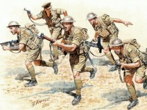 MasterBox MB3580 British Infantry North Africa 1941-43, 1/35