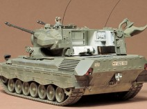 Tamiya 35099 West German Flak Panzer Gepard, 1/35