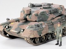 Tamiya 35112 West German Leopard A4, 1/35 (УЦЕНКА)