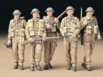 Tamiya 35223 British Army Infantry, 1/35