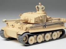Tamiya 35227 German Tiger I Tank Initial Production, 1/35