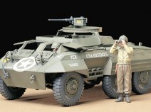 Tamiya 35234 U.S. M20 Armored Utility Car, 1/35