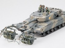 Tamiya 35236 Japan Ground Self Defense Force Type 90 Tank w/ Mine Roller, 1/35