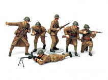 Tamiya 35288 FRENCH INFANTRY SET, 1/35