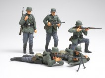 Tamiya 35293 German Infantry Set - (French Campaign), 1/35