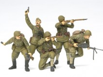 Tamiya 35311 Russian Assault Infantry - 1941-1942, 1/35