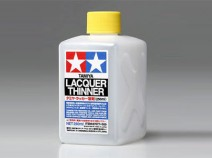 Tamiya 87077 Lacquer Thinner 250ml