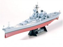 Tamiya 78017 US Battleship BB-62 New Jersey 1/350