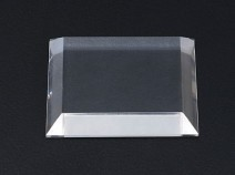 Tamiya 89908 Acrylic Display Base Square - (100x100x8mm)