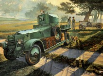 Roden 801 Rolls Royce Mk.1 1920 Armoured Car 1/35