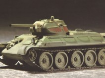 Trumpeter 07206 танк Т-34/76 мод 1942 г. 1/72