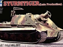 Trumpeter 07247 Sturmtiger Late Production  1/72