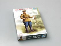 Trumpeter 00703 WWII Soviet Officer Vol.1 1/16