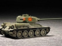 Trumpeter 07207 T-34/85 Model 1944 1/72