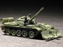 Trumpeter 07284 T-55 with BTU-55 1/72