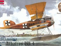 Roden 028 Albatros W.4 early 1/72