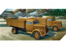 Academy 13404 GERMAN CARGO TRUCK [Early & Late]  1/72