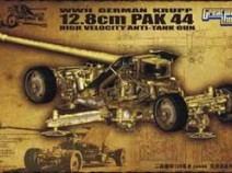 Great Wall Hobby L3526 Krupp 12.8cm Pak44 Anti Tank Gun, 1/35