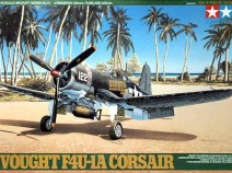 Tamiya 61070 Vought F4U-1A Corsair