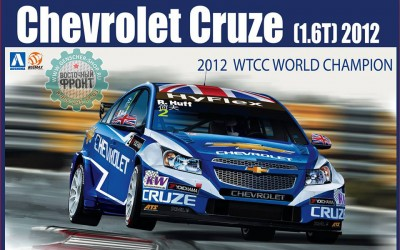 "Beemax 24003 Chevrolet Cruze(1.6T)""12 WTCC World Champion"