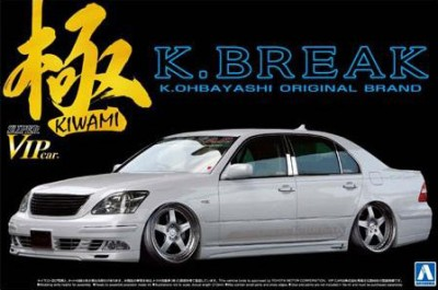 Aoshima 00628 Toyota Celsior K-Break