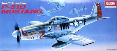 Academy 2132 P-51 Mustang