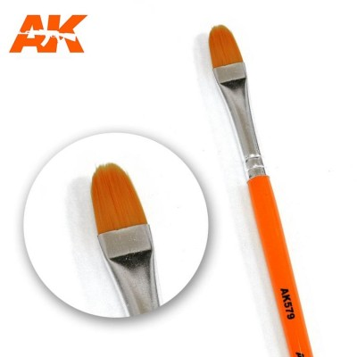 AK-Interactive AK-579 ROUNDED WEATHERING BRUSH