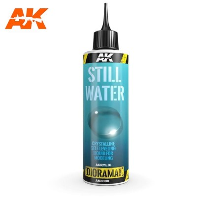 AK-Interactive AK-8008 STILL WATER 250ML (гель для имитации воды)