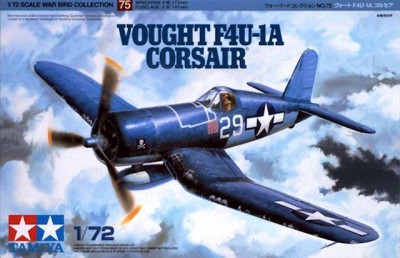 Tamiya 60775 Vought F4U-1 Corsair