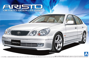Aoshima 012192 Toyota Aristo V300 Vertex Edition Late model