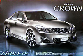 Aoshima 043684 Toyota Crown Athlete GRS204