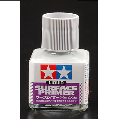 Tamiya 87075 Liguid Surface Primer 40ml