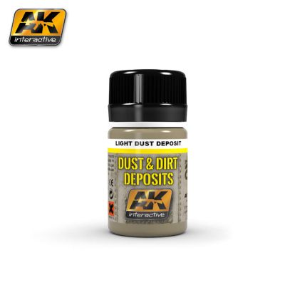 AK-Interactive AK-4062 LIGHT DUST DEPOSIT